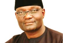 Ortom has no business seeking second term, says Jime