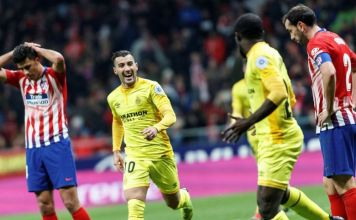 Girona knock Atletico Madrid out of Copa del Rey in 6-goal thriller