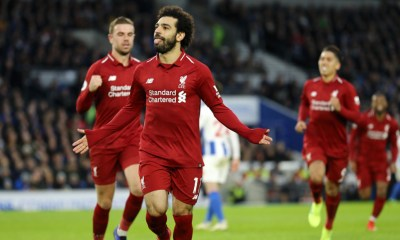 Liverpool recover from shaky start to beat Crystal Palace 4-3