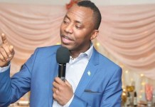 My interest is to ensure Nigeria has steady power supply – Sowore