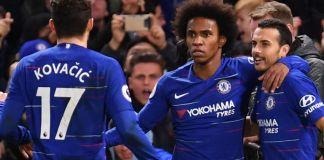 PREMIER LEAGUE: Pedro, Willian help Chelsea sink Newcastle