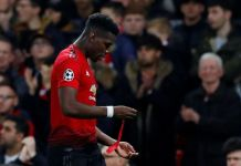 UEFA Champions League: PSG take charge with 2-0 win at Manchester United, Pogba sent off