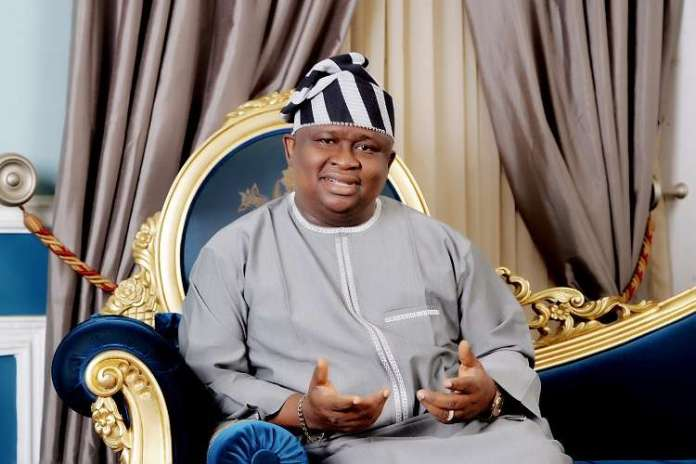 Vote Buhari for progress, Sen. Adeola urges Nigerians