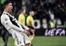 Ronaldo hat-trick helps Juventus into UEFA Champions League quarter-finals