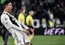 Ronaldo hat-trick helps Juventus into UEFA Champions League quarter-finals