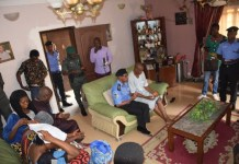 Police promised justice as Lagos CP visits Kolade Johnson family