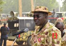 "Killing of officer, 2 soldiers ""wake-up call"" for new strategy against terrorism – Buratai"