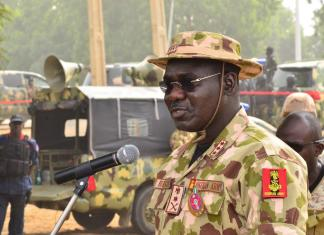 """Killing of officer, 2 soldiers """"wake-up call"""" for new strategy against terrorism – Buratai"""