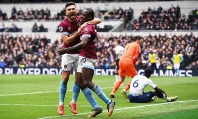 West Ham United inflict first defeat on Tottenham at new home
