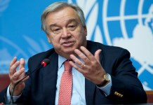 UN chief 'outraged' by deadly attack in central Mali
