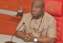 Ikpeazu swears in commissioner for justice