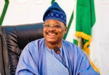 Oyo APC lauds Ajimobi for honouring Lam Adesina, others