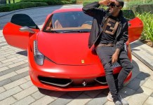 "B Naira acquires multi-million naira Ferrari, releases new song ""Fall on Me"""