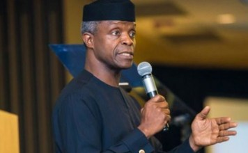 Osinbajo urges Nigerians to be steadfast