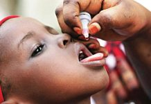 Polio: Govt mobilises 1,685 personnel for house-to-house vaccination in Adamawa