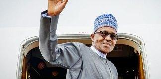 Umrah: Buhari leaves Madinah for Makkah