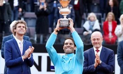 2019 Italian Open, Novak Djokovic, Rafael Nadal