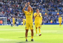 EPL: Chelsea held by Leicester, but point enough for third-place