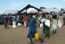 Dangote Foundation donates N200m food items to IDPs in N/East