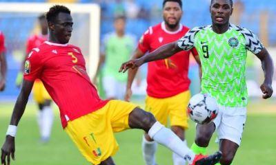 Madagascar spank lifeless Super Eagles to top AFCON Group B