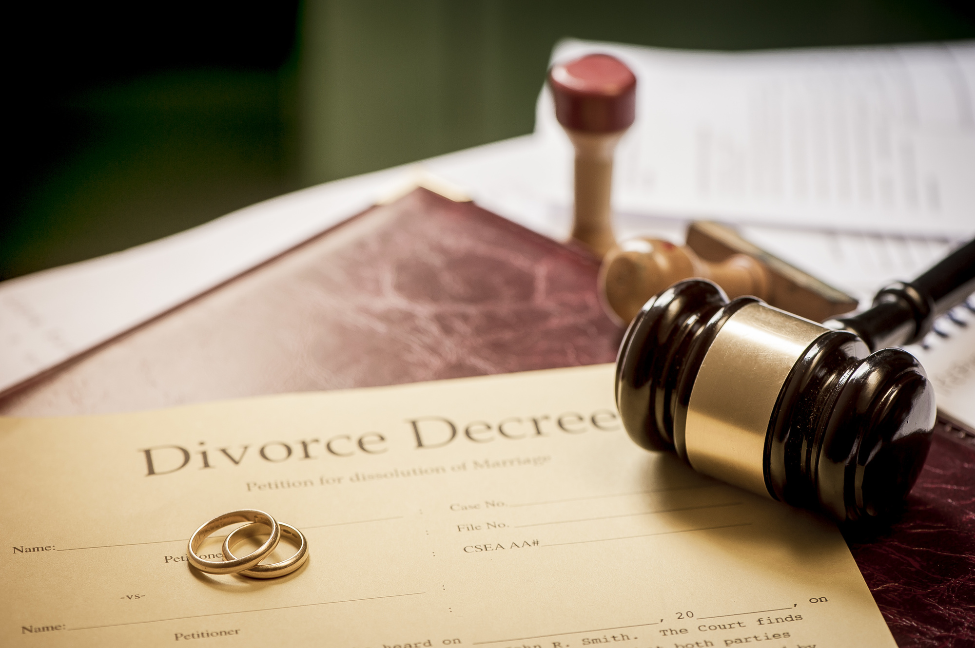 marriage gets dissolved wife refused to abort