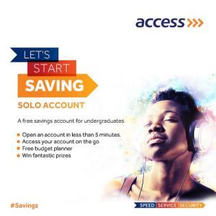Access Bank Banner