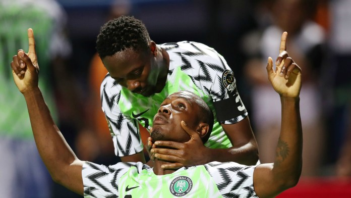 News Flash: Super Eagles come from behind to beat Cameroon at 2019 AFCON