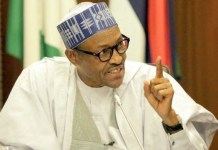 Security still tops my agenda for Nigeria – Buhari