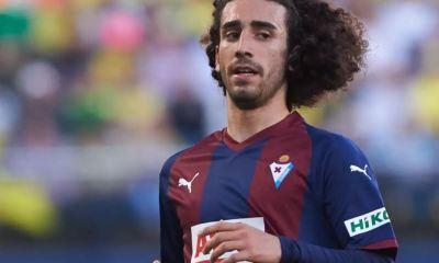 Barca bring back youngster Cucurella from Eibar