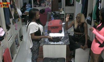 BBNaija (S)4: Isilomoh seeks alliance with fellow housemate, Ella
