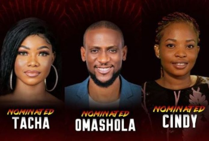 BBNaija (S4): 'The Icons' group up for eviction