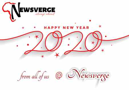 Newsverge Wishes You Happy 2020