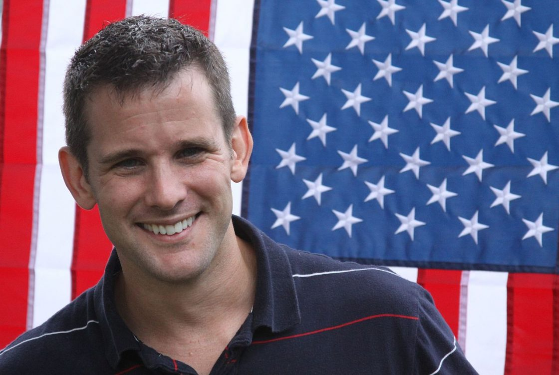 Rep. Kinzinger (R-Ill) voices support for universal background checks and raising the legal age for gun purchases