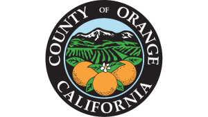 Orange County, CA now officially Blue