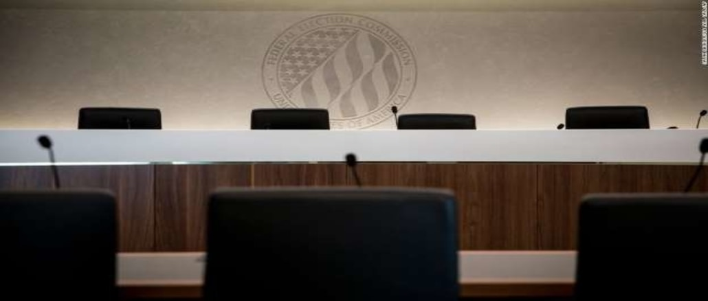 FEC loses power to police elections after vice chairman resigns