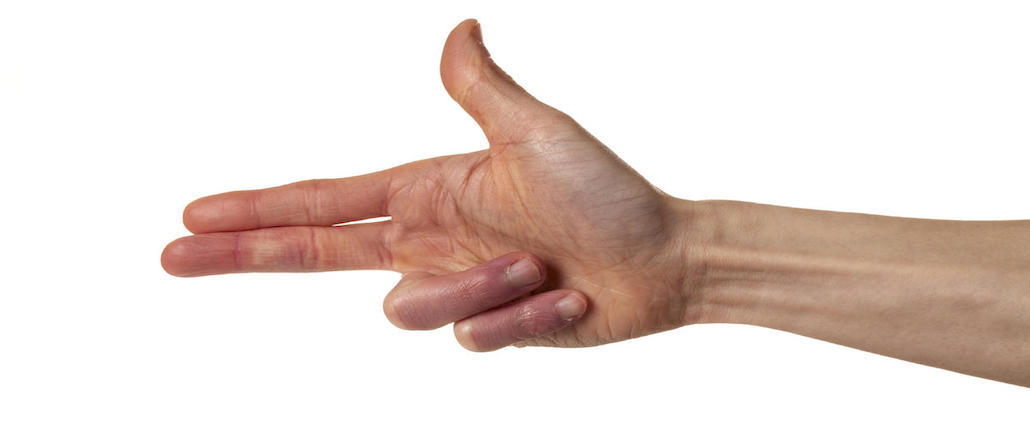 Gun-like hand gesture deemed crime by a Pennsylvania Superior court