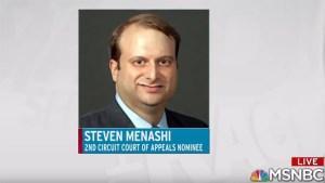 Trump Nominates Advocate of 'Ethnonationalism' for Lifetime Judgeship