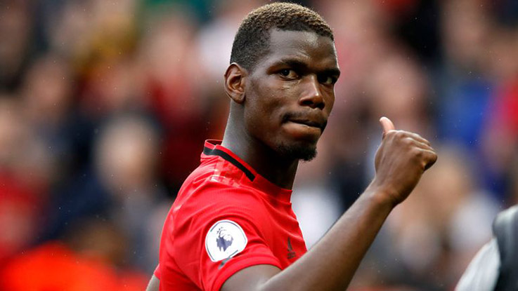Man Utd condemn racist abuse aimed at Pogba