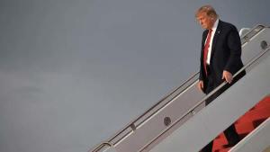 Trump's China bind