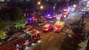Multiple people shot in Washington D.C.