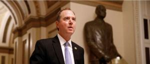 """Adam Schiff says DNI claims a""""higher authority"""" involved in refusal to turn over whistleblower complaint"""