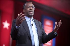 Ben Carson claims 'big, hairy men' want to crash women's homeless shelters