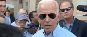Joe Biden: 'I'm not a fan of court packing'