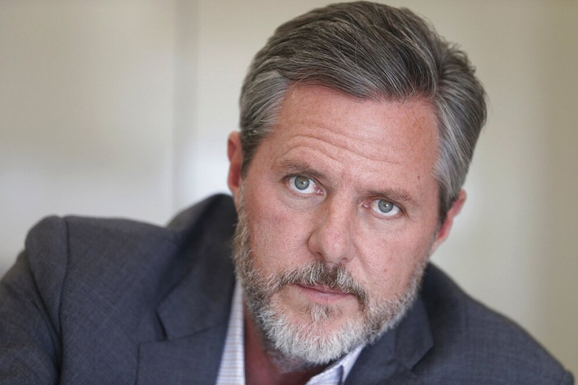 UPDATE: Liberty's Jerry Falwell Jr. says he's the target of an 'attempted coup'