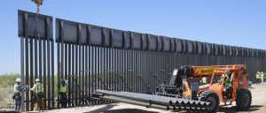 Trump raids military funds to pay for part of his wall