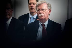 Trump fires NSC adviser Bolton