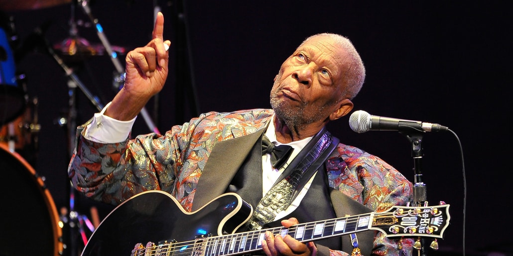 Google Celebrates Late, Great Blues Legend B.B. King on 94th Birthday