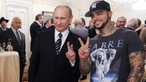 Rapper Removes Pro-Putin, Homophobic Music Video After It Sets Record As Most Disliked On Russian YouTube