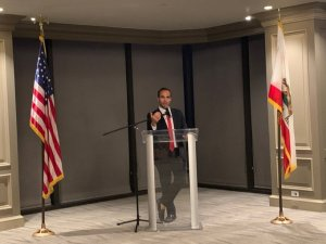 'Make California Great Again': George Papadopoulos files to run for Rep. Katie Hill's seat