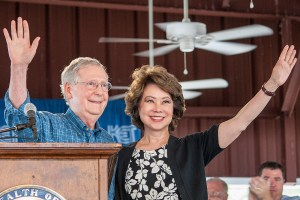 Elaine Chao favored Kentuckians in meeting with officials seeking grants